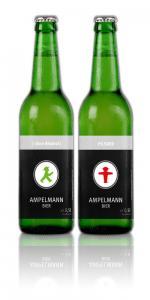 Bier-Homepage.de - Rund um's Thema Bier: Biere, Hopfen, Reinheitsgebot, Brauereien. | Foto: Ampelmann Bier - mit oder ohne Alkohol.