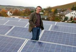 Alternative & Erneuerbare Energien News: Printzipia-Chef Körner: PV Anlage speist in Q1 zwölf MW/h ein!