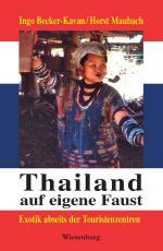 Ost Nachrichten & Osten News | Foto: Cover des Buches >> Thailand auf eigene Faust <<.