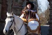 Historisches @ Historiker-News.de | Foto: Bote vom Schaumburger Friede (c) Weserbergland Tourismus e.V.!