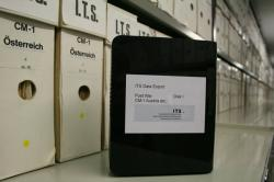 Historisches @ Historiker-News.de | Historiker News DE. Foto: Die Dokumente aus der Nachkreigszeit haben einen Umfang von 4,5 Millionen Abbildungen und 500 GB.