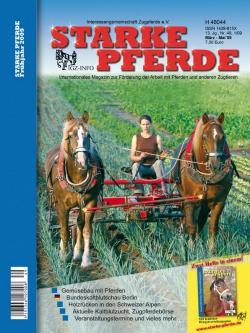 Landwirtschaft News & Agrarwirtschaft News @ Agrar-Center.de | Foto: Starke Pferde Ausgabe 200949.