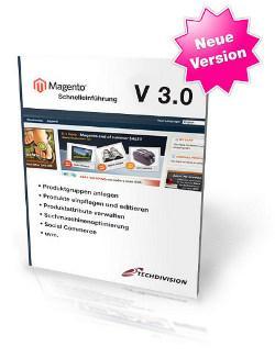 Freie Software, Freie Files @ Freier-Content.de | Open Source Shop News - Foto: Kostenlose Magento-Schnelleinführung in dritter Auflage erschienen.