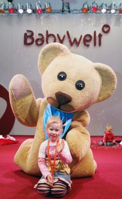 Babies & Kids @ Baby-Portal-123.de | Foto: G+J Events GmbH.