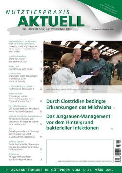 Landwirtschaft News & Agrarwirtschaft News @ Agrar-Center.de | Agrar-Center.de - Agrarwirtschaft & Landwirtschaft. Foto: MRSA, Mastitiden, Ochratoxine, PCV2, Jungsauenmanagement,ebenso ein juristischen Beitrag, sind u.a. Themen der aktuellen NPA-Ausgabe Nr. 31.