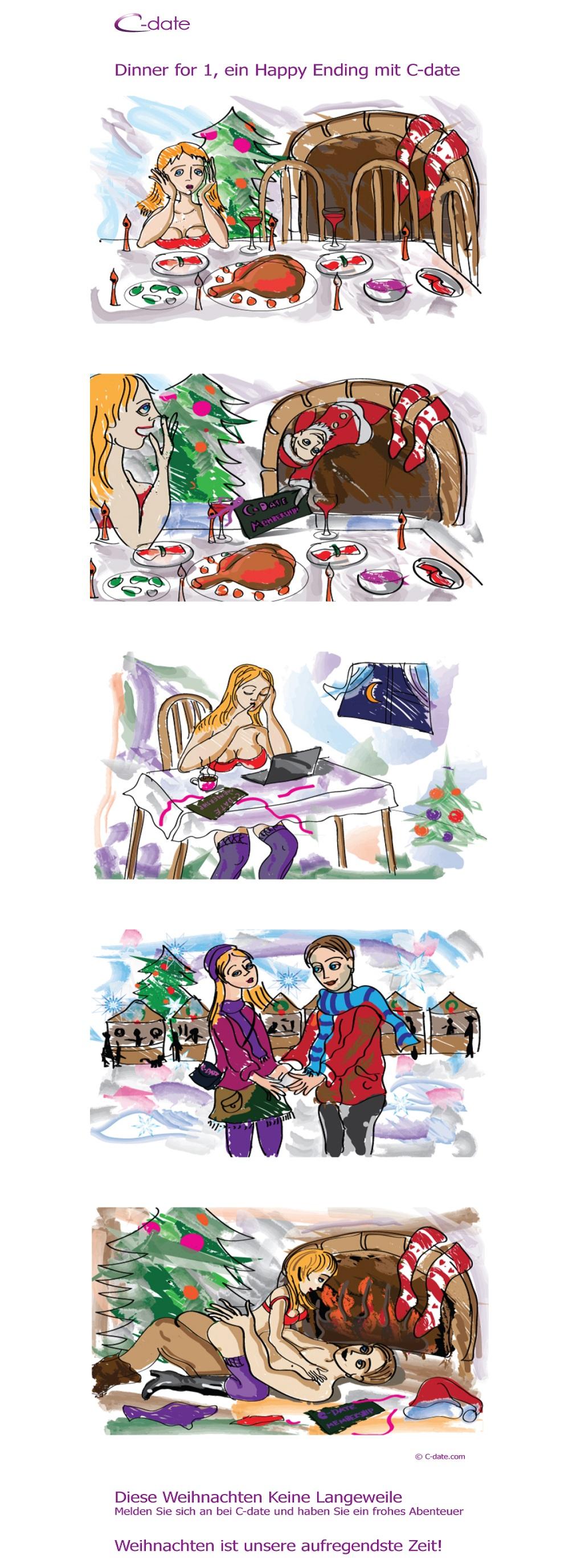 Was Frauen sich an Weihnachten und Neujahr wirklich wünschen | Freie-Pressemitteilungen.de
