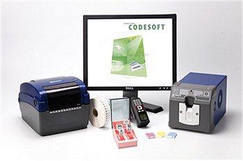 Neue Produkte @ Produkt-Neuheiten.Info | Komplett-Lösung zum Drucken und Vernieten von Etiketten