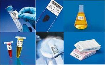 Neue Produkte @ Produkt-Neuheiten.Info | Laboretiketten für den Einsatz in Flüssigstickstoff und Autoklaven