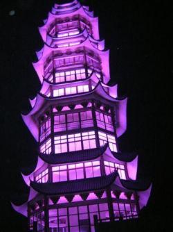 Ost Nachrichten & Osten News | Foto: Der City Tower in Zigong, China, strahlt wieder mit Beleuchtungstechnik von TridonicAtco.