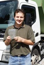 Autogas / LPG / Flüssiggas | Foto: Mevludin Potoku ist der Held der Straße des Monats Juli.