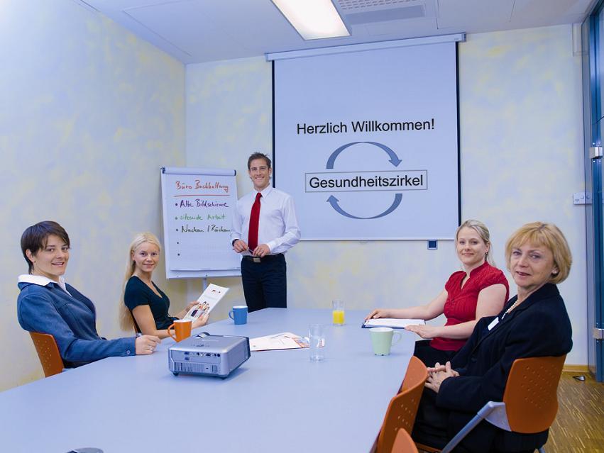 Saarland-Info.Net - Saarland Infos & Saarland Tipps | Profitcenter Betriebliches Gesundheitsmanagement