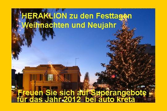 Weihnachten-247.Info - Weihnachten Infos & Weihnachten Tipps | Heraklion Kreta Weihnachten
