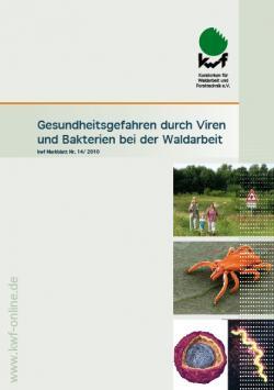 Landwirtschaft News & Agrarwirtschaft News @ Agrar-Center.de | Foto: Zecken, Viren und Bakterien - Beschäftigte in der Forstwirtschaft sind besonders gefährdet!