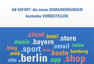 Technik-247.de - Technik Infos & Technik Tipps | neue Domainendungen bei Alfahosting vorbestellen und Vorteile sichern