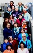 SeniorInnen News & Infos @ Senioren-Page.de | Foto: Kurs Januar bis März 2011, Fotografin: Martha Schlüter.