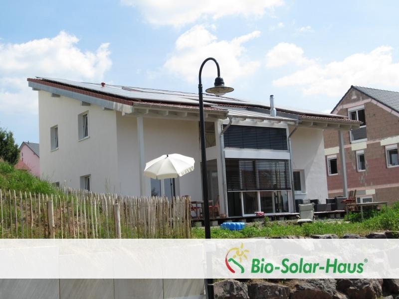 BIO @ Bio-News-Net | Fertighaus (Foto: Bio-Solar-Haus GmbH)