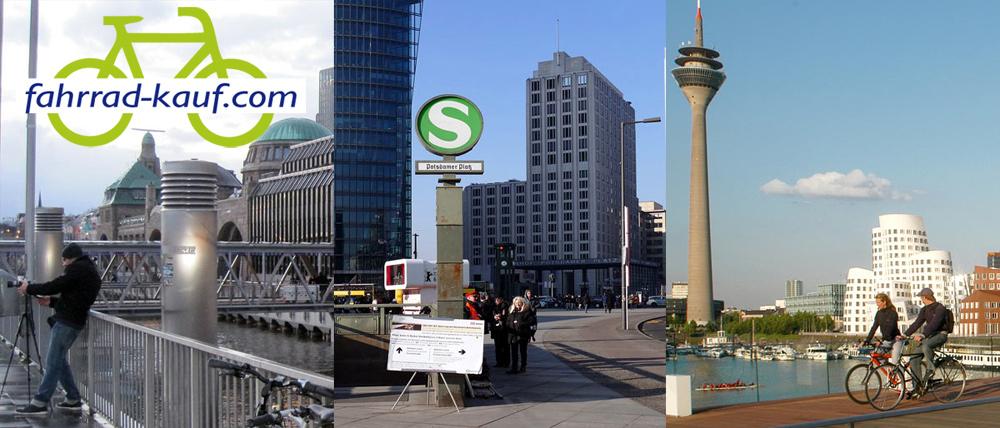 Duesseldorf-Info.de - Düsseldorf Infos & Düsseldorf Tipps | Service für Radfahrer in Berlin, Hamburg und Düsseldorf