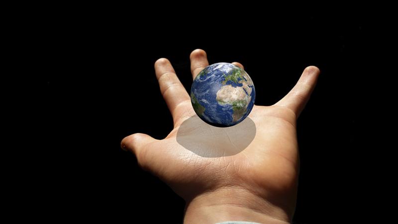 Muslim-Portal.net - News rund um Muslims & Islam | Wir verbrauchen mehr Erden als uns und unseren Kindern zur Verfügung stehen! - Bildvermerk: Bild von ColiN00B bei Pixabay