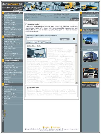 Freie Pressemitteilungen | Gueterkraftverkehr.info