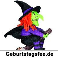 Vietnam-News.de - Vietnam Infos & Vietnam Tipps | Hexen-Pinata als Deko und für ein Halloween-Spiel