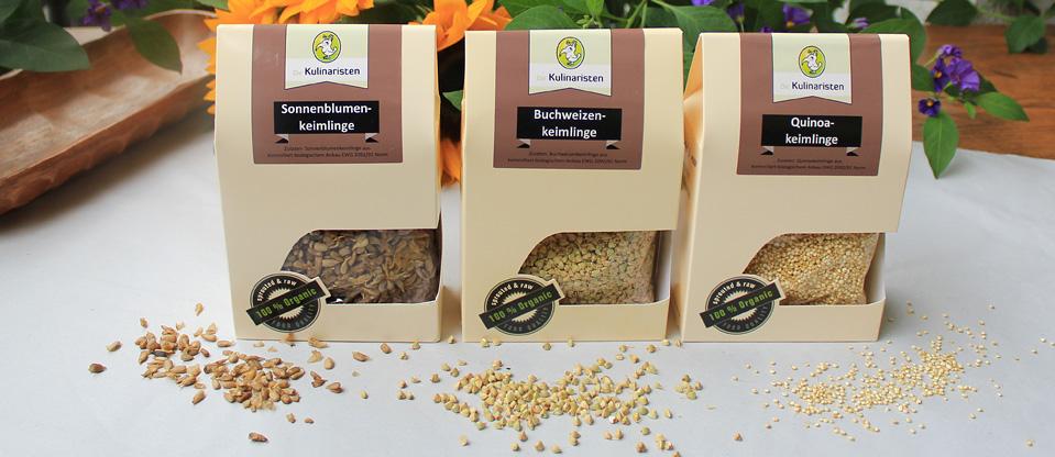 Amerika News & Amerika Infos & Amerika Tipps | Gekeimte Quinoa von den Kulinaristen
