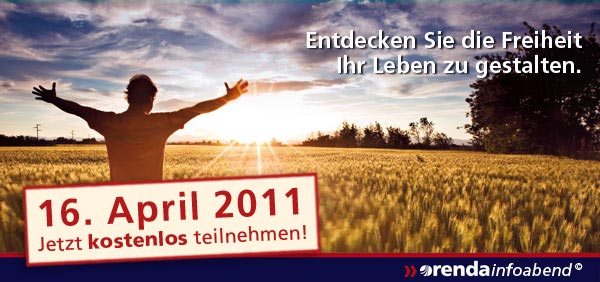 Hotel Infos & Hotel News @ Hotel-Info-24/7.de | Erfolgreich das Leben meistern lernen - kostenloser Infoabend am 16. April
