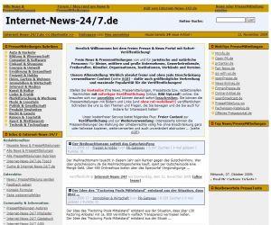 PHPNuke Service DE - rund um PHP & Nuke | News, Infos, Tipps & Aktuelles @ Internet-News-24/7.de !