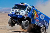 Afrika News & Afrika Infos & Afrika Tipps @ Afrika-123.de | Angetrieben von BorgWarners Lüfter und Visctronic®-Lüfterkupplungen, belegten Fahrzeuge von KAMAZ bei der berühmten Rallye Dakar durch Südamerika die Plätze eins, zwei, drei und fünf.