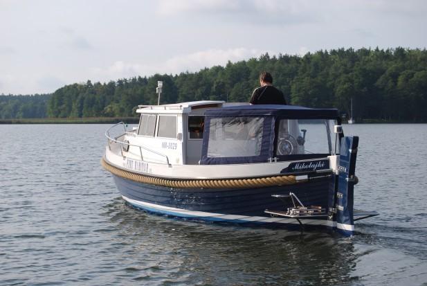 Polen-News-247.de - Polen Infos & Polen Tipps | Motoryacht 28M