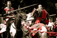 Historisches @ Historiker-News.de | Ritterlager und mittelalterlicher Markt