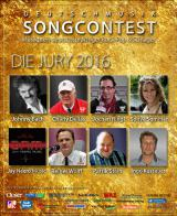 Casting Portal News | Foto: Deutschmusik Song Contest 2016: Die Jury