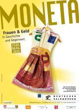 Historisches @ Historiker-News.de | Foto: Moneta - Ankündigungsplakat