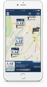 Autogas / LPG / Flüssiggas | Foto: clever-deal Karte (c) clever-tanken.de und Deutsche Tamoil