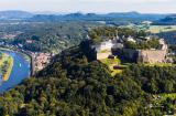 Historisches @ Historiker-News.de | Foto: Festung Königstein, Foto: F. Lochau/Procopter