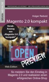 Freie Software, Freie Files @ Freier-Content.de | Foto: Magento 2.0 kompakt - die Vorschau auf das kommende Buch