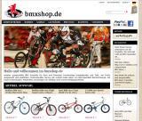 Freie Software, Freie Files @ Freier-Content.de | Open Source Shop News - Foto: wasserwerfer entwickelt neuen Auftritt für BMXShop.de.