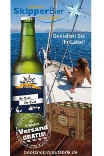 Bier-Homepage.de - Rund um's Thema Bier: Biere, Hopfen, Reinheitsgebot, Brauereien. | Foto: Skipper-Bier