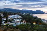Foto: Blick auf das Luxushotel Anassa an der Akamas