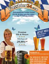 Bier-Homepage.de - Rund um's Thema Bier: Biere, Hopfen, Reinheitsgebot, Brauereien. | Foto: Kostengünstige Alternative zu teurem Fassbier der deutschen Markenbrauereien.