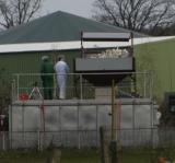 Landwirtschaft News & Agrarwirtschaft News @ Agrar-Center.de | Foto: Kollateralschaden der Massentierhaltung: Massenvergasung von Geflügel im CO2-Container.