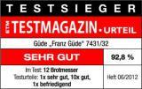 Einkauf-Shopping.de - Shopping Infos & Shopping Tipps | Foto: Güde Brotmesser ist Testsieger.