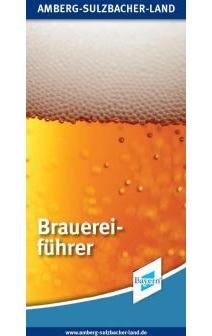 Bier-Homepage.de - Rund um's Thema Bier: Biere, Hopfen, Reinheitsgebot, Brauereien. | Foto: Aktuelle Ausgabe des Brauereiführers des Amberg-Sulzbacher Landes.