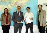 Neuseeland-News.Net - Neuseeland Infos & Neuseeland Tipps | Foto: Unterzeichnung Kooperationsvertrag mit der Auckland University of Technology (AUT).