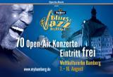 Tickets / Konzertkarten / Eintrittskarten | Foto: Das Tucher Blues- & Jazzfestival lädt im August nach Bamberg ein!