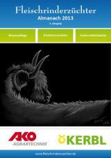Landwirtschaft News & Agrarwirtschaft News @ Agrar-Center.de | Foto: Cover Fleischrinderzüchter Almanach 2013.