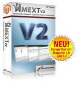 Freie Software, Freie Files @ Freier-Content.de | Open Source Shop News - Foto: PSMext Modul für Magento zur Anbindung diverser Preissuchmaschinen wieder verfügbar.