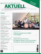 Landwirtschaft News & Agrarwirtschaft News @ Agrar-Center.de   Foto: Das Titelblatt der Nutztierpraxis Aktuell (NPA)