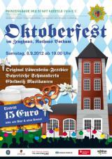 Bier-Homepage.de - Rund um's Thema Bier: Biere, Hopfen, Reinheitsgebot, Brauereien. | Foto: Oktoberfest der Prinzengarde 2012.