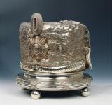 Historisches @ Historiker-News.de | Foto: Exponate wie dieses Bowlengefäß sind im Rahmen der Sonderausstellung zu sehen.