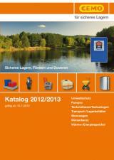 Landwirtschaft News & Agrarwirtschaft News @ Agrar-Center.de | Foto: Der neue Cemo-Katalog enthält Profiausrüstung für sicheres Lagern, Fördern, Dosieren.